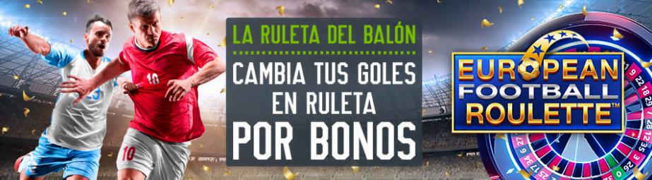 La Ruleta del Balón