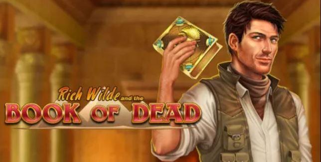 book of dead pokerstarscasino