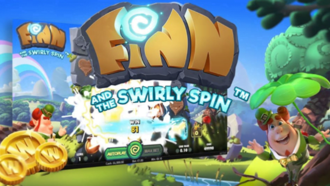 finn and swirly Spin Codere