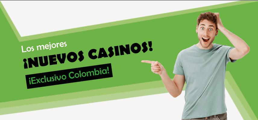 nuevos casinos para colombia