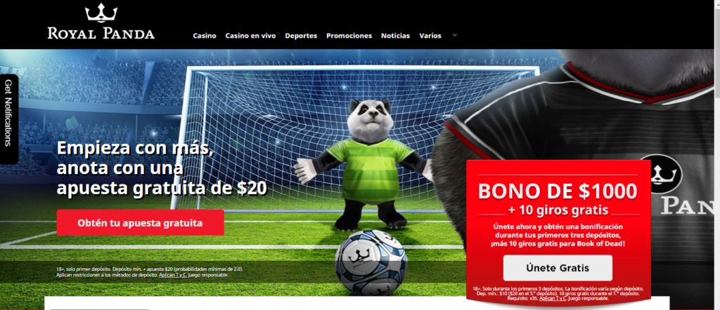 descarga app royal panda