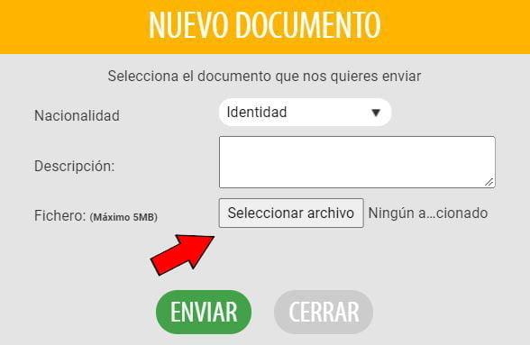 verificación identidad ebingo